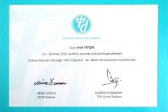 Türkiye Psikiyatri Derneği Yıllık Toplantısı
