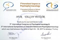 Kongre - Psikofarmoloji