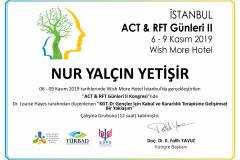 ACT & RFT Günleri Kongresi
